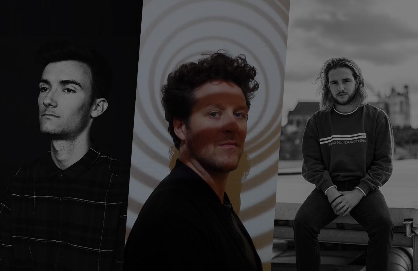 Pays de la Loire : Kael, Odor et Rout's Wayne en tournée